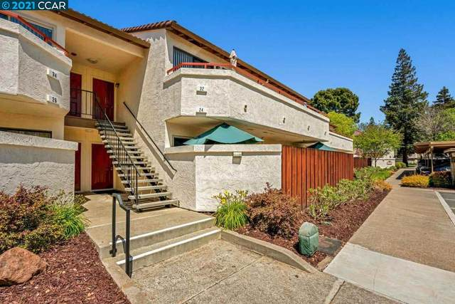 5080 Valley Crest Dr 24, Concord, CA 94521 (#CC40946315) :: The Sean Cooper Real Estate Group