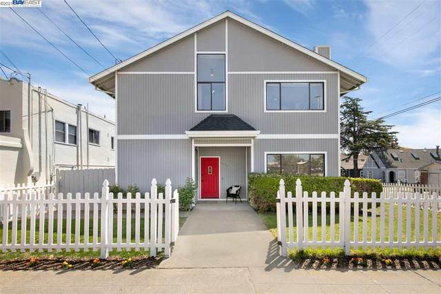 3650 Maybelle Ave, Oakland, CA 94619 (#BE40946317) :: Real Estate Experts