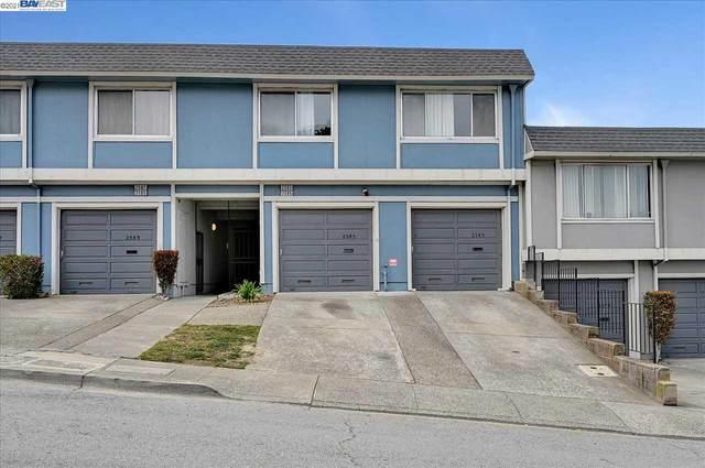 2583 Greendale Dr, South San Francisco, CA 94080 (#BE40945493) :: Intero Real Estate
