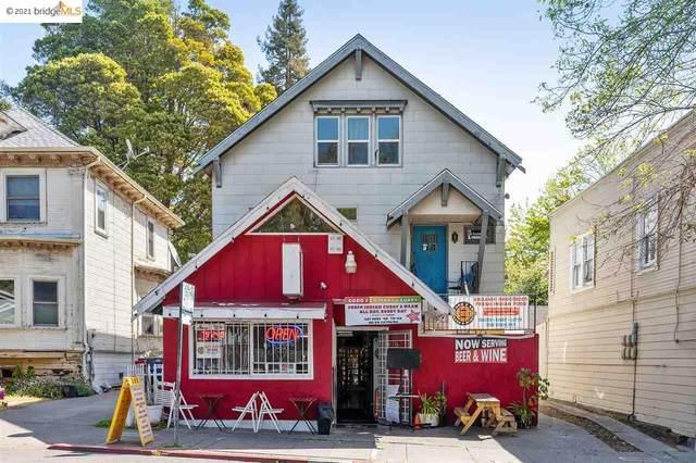 , Berkeley, CA 94709 (#MR40946337) :: Intero Real Estate