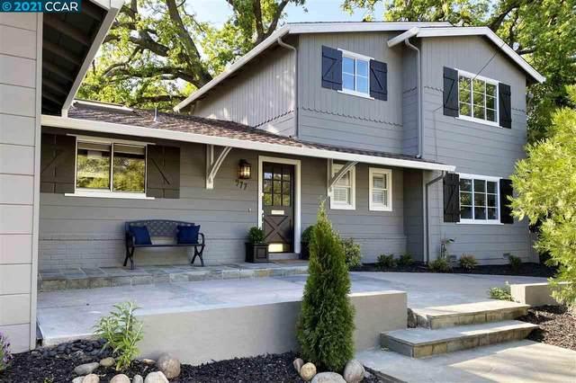 977 4th Street, Lafayette, CA 94549 (#CC40946409) :: The Goss Real Estate Group, Keller Williams Bay Area Estates