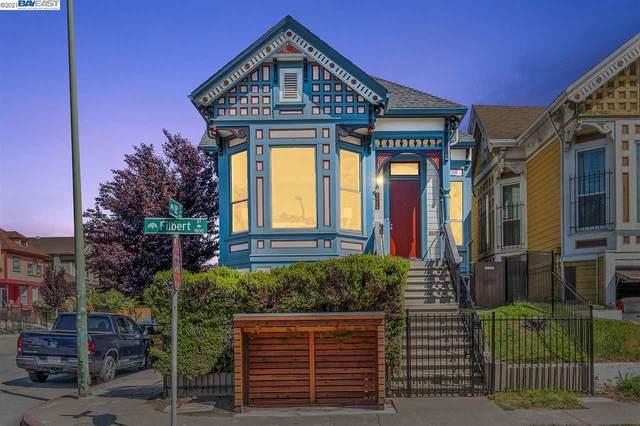 1724 Filbert St, Oakland, CA 94607 (#BE40946428) :: Schneider Estates