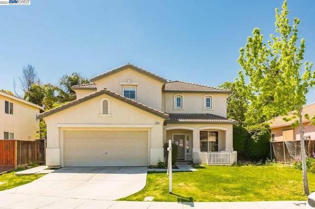 3234 Justin Ct, Tracy, CA 95377 (#BE40945590) :: Schneider Estates