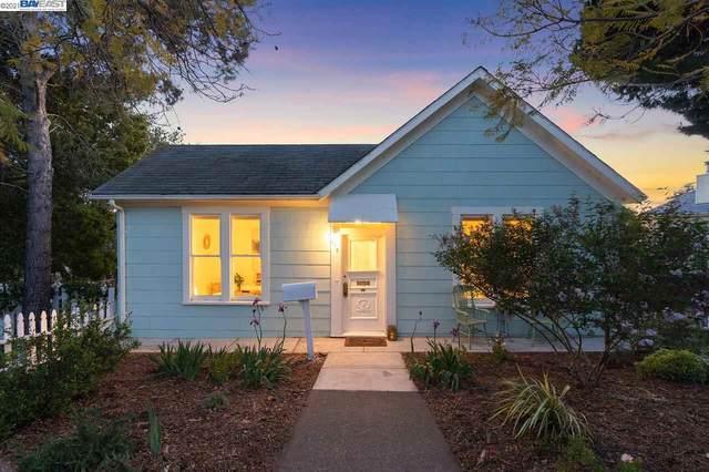 410 W K St, Benicia, CA 94510 (#BE40946454) :: Intero Real Estate