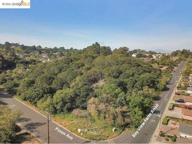 0 Pinon Ave, Pinole, CA 94564 (#EB40946471) :: Live Play Silicon Valley