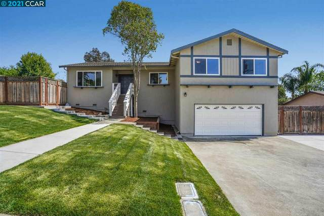 3711 Sanford St., Concord, CA 94520 (#CC40946496) :: The Kulda Real Estate Group