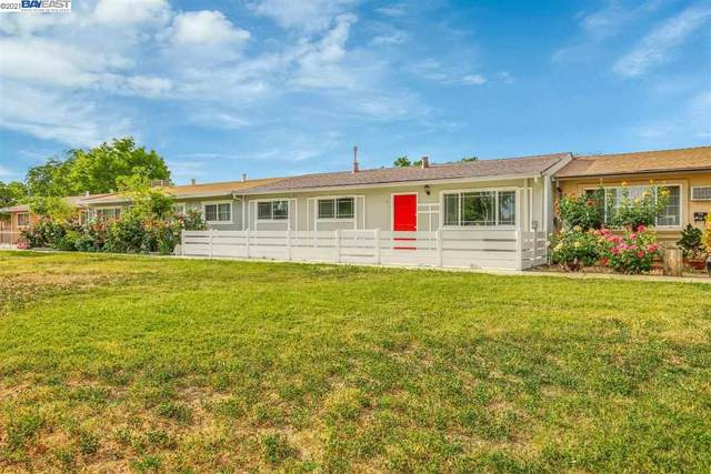 261 Norma Ln, Brentwood, CA 94513 (#BE40945700) :: The Kulda Real Estate Group