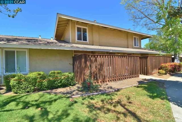 2001 Olivera Rd C, Concord, CA 94520 (#CC40946552) :: The Sean Cooper Real Estate Group