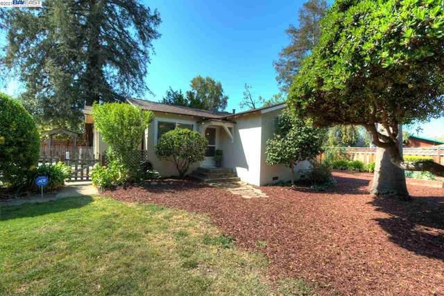 592 Vasona Ave, Los Gatos, CA 95032 (#BE40946334) :: The Kulda Real Estate Group