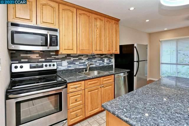 1036 Oak Grove Rd 8, Concord, CA 94518 (#CC40946560) :: The Sean Cooper Real Estate Group