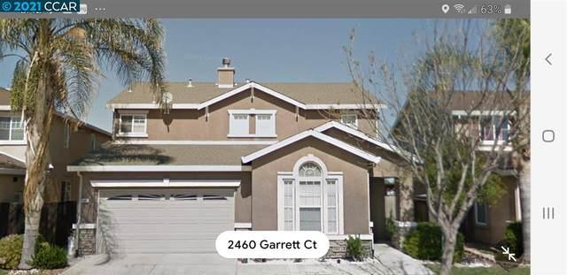 2461 Garrett Ct, Tracy, CA 95377 (#CC40946573) :: Intero Real Estate