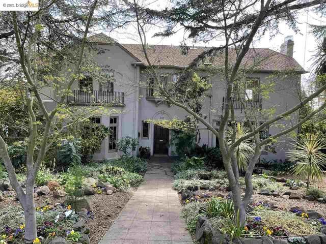 359 El Cerrito Avenue, Piedmont, CA 94611 (#EB40945635) :: The Kulda Real Estate Group