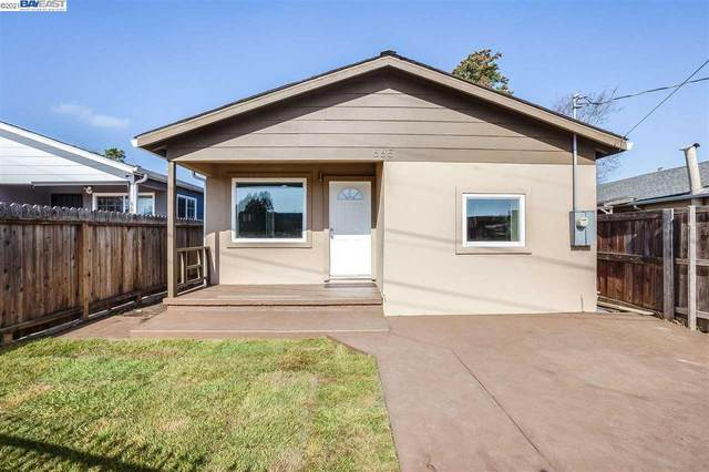 665 Cary Ave, Oakland, CA 94603 (#BE40946588) :: The Kulda Real Estate Group