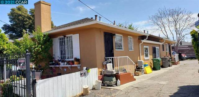 1616 Auseon Ave, Oakland, CA 94621 (#CC40946601) :: The Kulda Real Estate Group