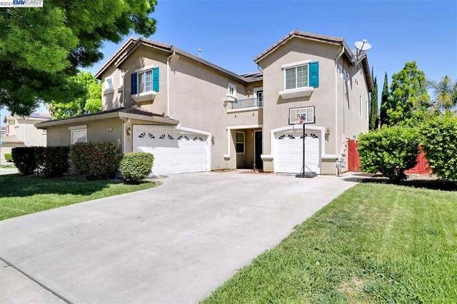 1591 Riverview Ave, Tracy, CA 95377 (#BE40946604) :: The Kulda Real Estate Group