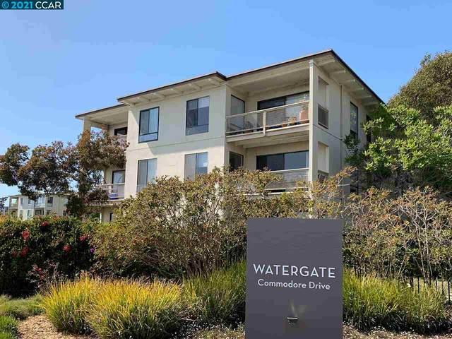 3 Commodore Dr 158, Emeryville, CA 94608 (#CC40946184) :: Intero Real Estate