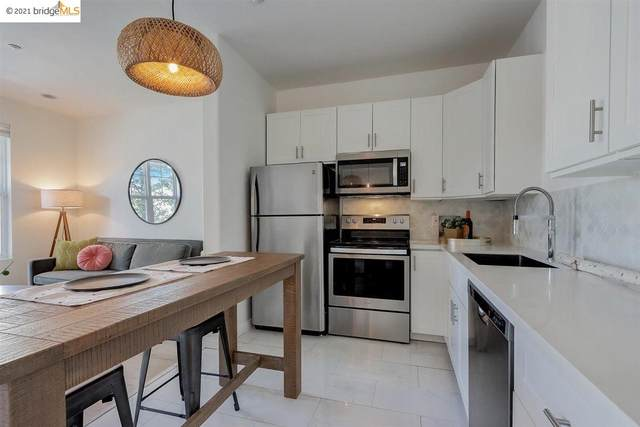 1121 40Th St 1205, Emeryville, CA 94608 (#EB40946642) :: Intero Real Estate