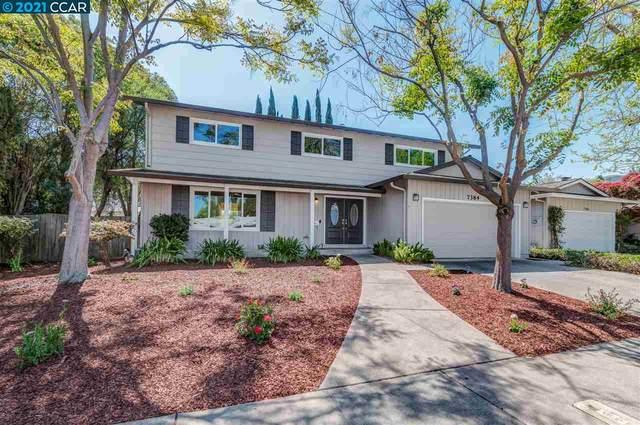 7384 Tulipwood Cir, Pleasanton, CA 94588 (#CC40946524) :: Intero Real Estate