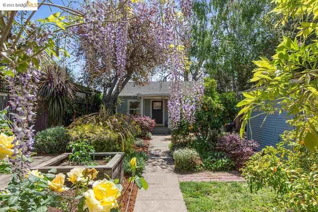 1116 Cowper St, Berkeley, CA 94702 (#EB40946794) :: Intero Real Estate
