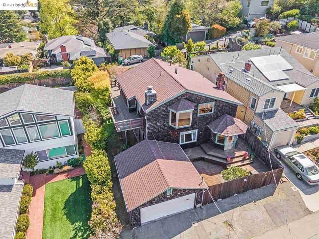1069 Creston Rd, Berkeley, CA 94708 (MLS #EB40946835) :: Compass