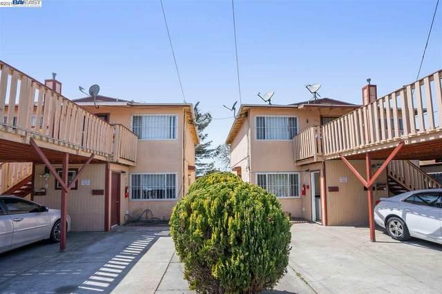 683 3rd St, Richmond, CA 94801 (#BE40946861) :: Intero Real Estate