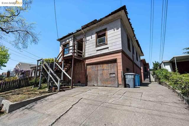 1341 Parker St, Berkeley, CA 94702 (#EB40946876) :: Paymon Real Estate Group