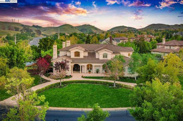 1034 Germano Way, Pleasanton, CA 94566 (#BE40946969) :: Real Estate Experts