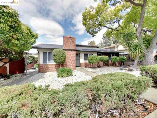 984 Torrano, Hayward, CA 94542 (#EB40946998) :: The Kulda Real Estate Group