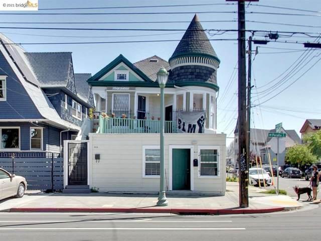 902 Peralta, Oakland, CA 94607 (#EB40946997) :: Real Estate Experts