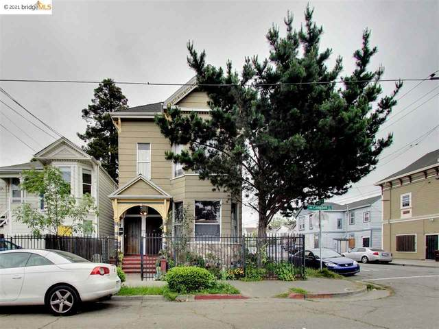 1302 Campbell St, Oakland, CA 94607 (#EB40946995) :: Real Estate Experts