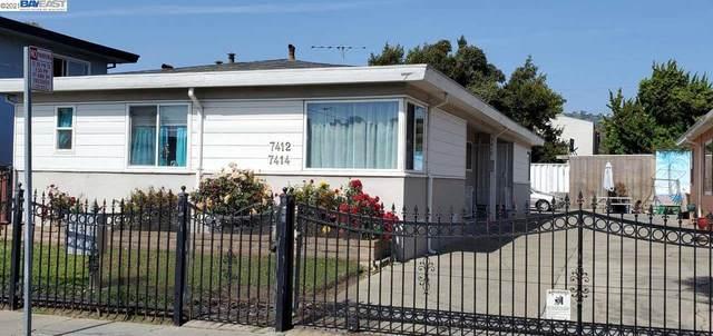 7412 Arthur Street, Oakland, CA 94605 (#BE40947027) :: Alex Brant