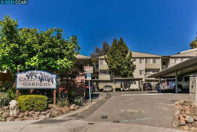 1806 Cole Ave 4, Walnut Creek, CA 94596 (MLS #CC40947058) :: Compass