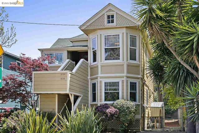 3724 Fruitvale Ave, Oakland, CA 94602 (MLS #EB40947126) :: Compass