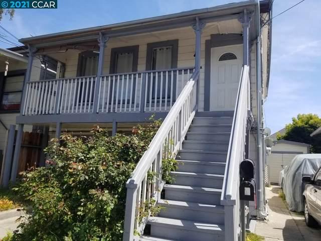 840 Oak St, Alameda, CA 94501 (#CC40947197) :: The Goss Real Estate Group, Keller Williams Bay Area Estates