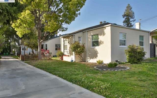 2821 Humboldt Ave, Oakland, CA 94602 (#BE40947384) :: Schneider Estates