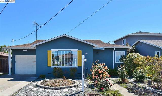 15384 Edgemoor St, San Leandro, CA 94579 (MLS #BE40947398) :: Compass
