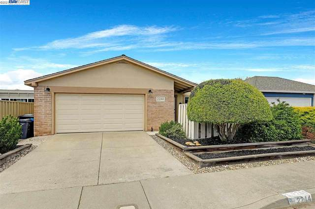 2244 Goldcrest Cir, Pleasanton, CA 94566 (MLS #BE40947447) :: Compass
