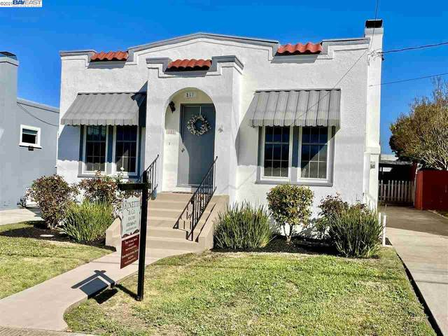 162 California Ave, San Leandro, CA 94577 (MLS #BE40947503) :: Compass