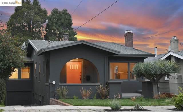 1221 Hampel St, Oakland, CA 94602 (#EB40947516) :: Alex Brant