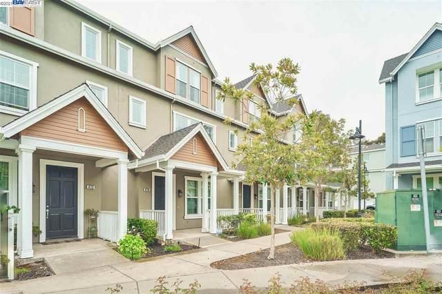 481 Metro Walk Way, Richmond, CA 94801 (#BE40947576) :: Schneider Estates