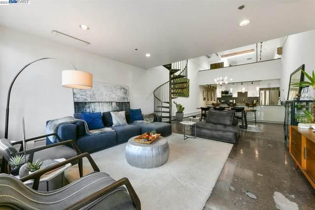 4300 Horton Street Loft Suite 14, Emeryville, CA 94608 (#BE40947597) :: The Goss Real Estate Group, Keller Williams Bay Area Estates