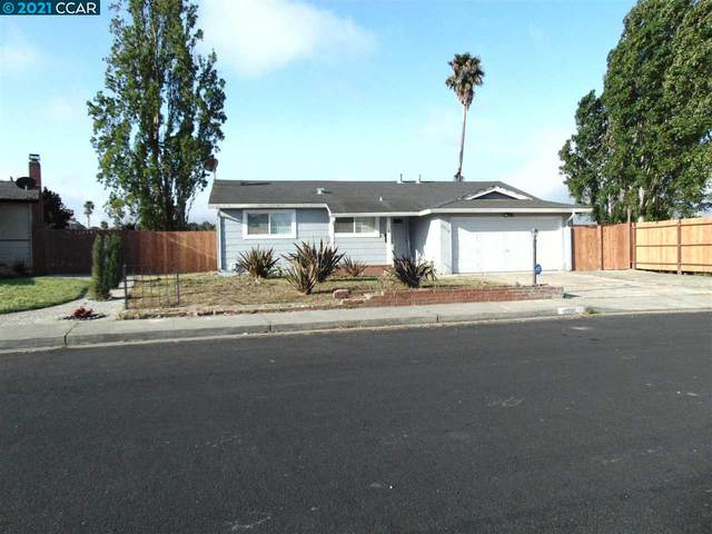 2014 Southwood Dr, San Pablo, CA 94806 (#CC40947607) :: The Kulda Real Estate Group