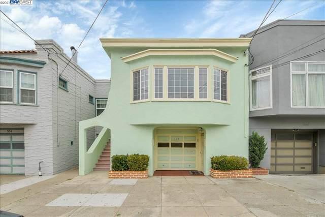 530 Vienna St, San Francisco, CA 94112 (#BE40947178) :: Intero Real Estate