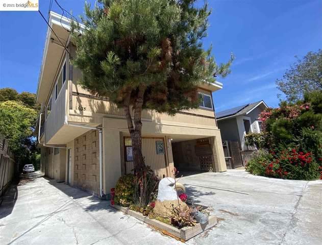 1635 Francisco St, Berkeley, CA 94703 (#EB40947629) :: The Kulda Real Estate Group