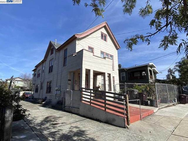 1230 E 34Th St, Oakland, CA 94610 (#BE40947645) :: Real Estate Experts