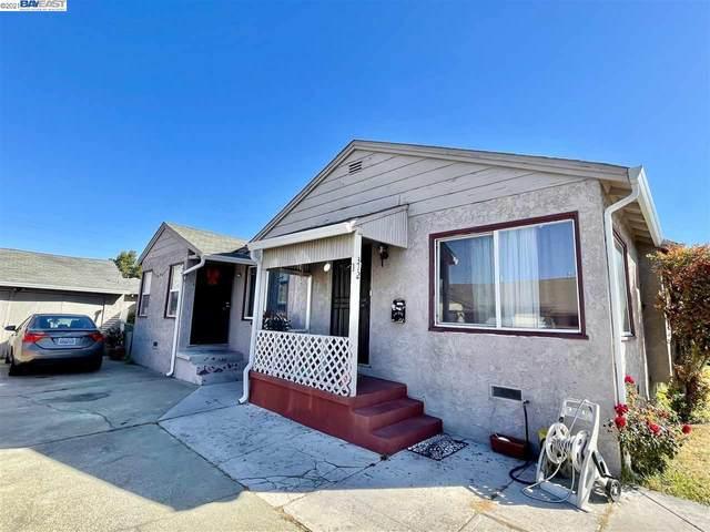 312 Suffolk Dr, San Leandro, CA 94577 (#BE40947646) :: Alex Brant