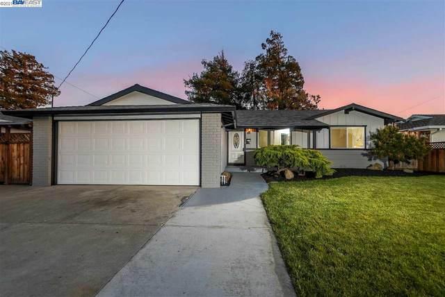 1768 Osage Ct, Hayward, CA 94545 (#BE40947653) :: Intero Real Estate