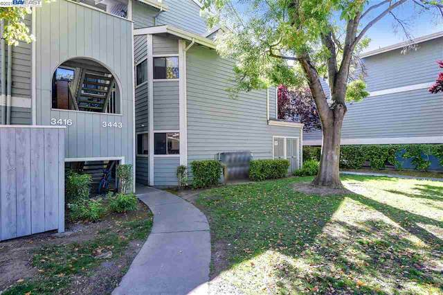 3443 Pepperwood Ter 101, Fremont, CA 94536 (MLS #BE40947690) :: Compass