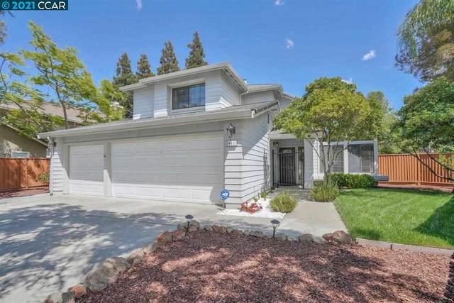 4957 Green Hills Cir, Antioch, CA 94531 (MLS #CC40947699) :: Compass