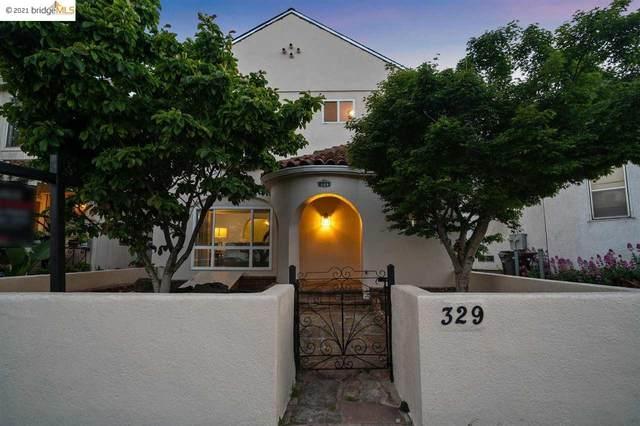 329 Foothill Blvd, Oakland, CA 94606 (#EB40947711) :: The Kulda Real Estate Group
